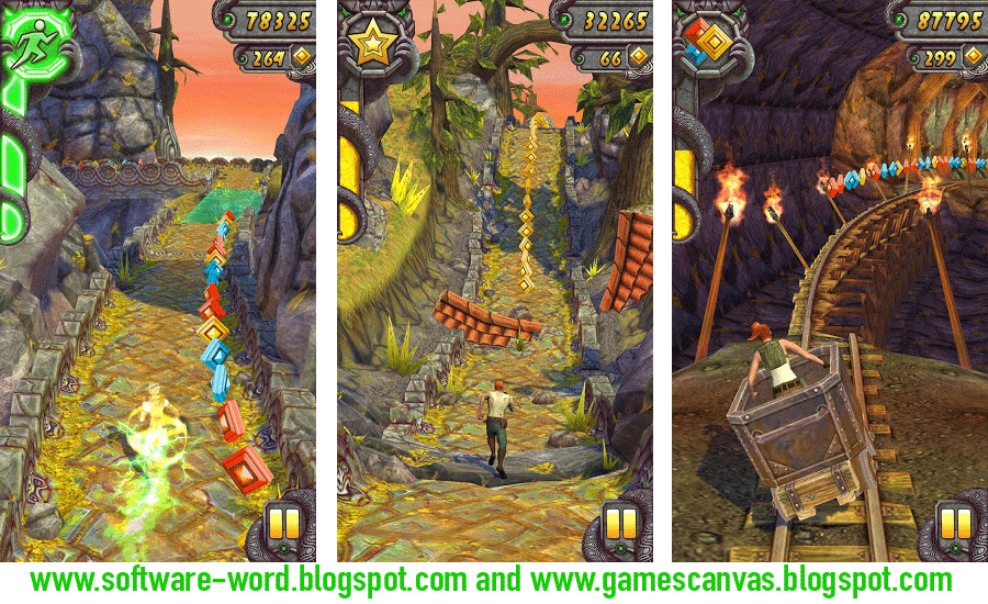 game temple run 2 1.0.1.1, you can download this game from this link