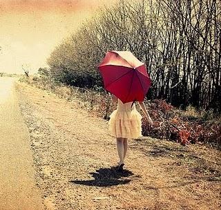 Ela e o caminho...