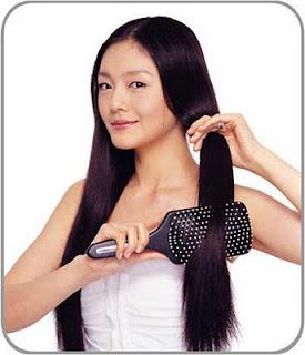 Rambut hir semua kaum hawa ingin mempunyai rambut panjang