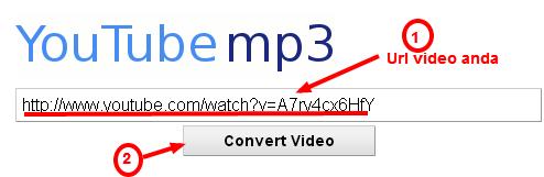 convert video youtube