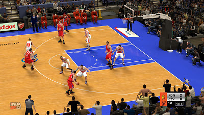 ABA Liga 2K13 PC Mod Preview
