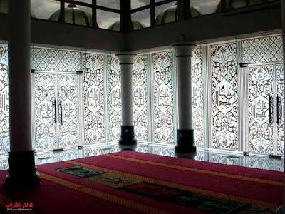 مسجد الكريستال، ماليزيا، علم العجائب