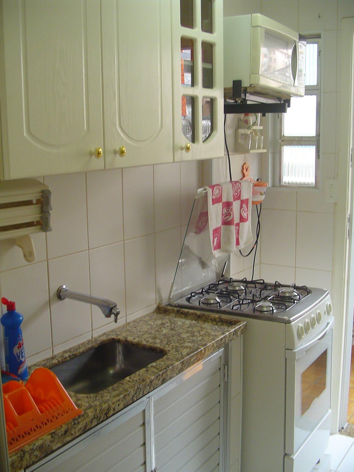 decoracao de cozinha de kitnet ? Doitri.com