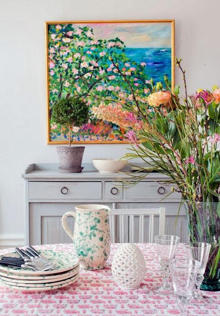 Foto Dekoration Belle Maison