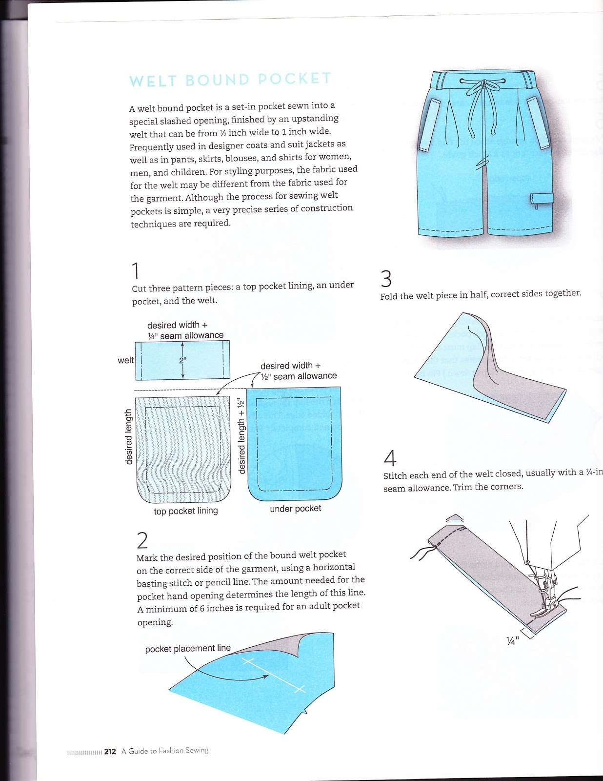 A guide to fashion sewing pdf 6