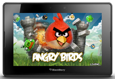 Angry Birds HD v1.6.3.1 Update for BlackBerry Playbook