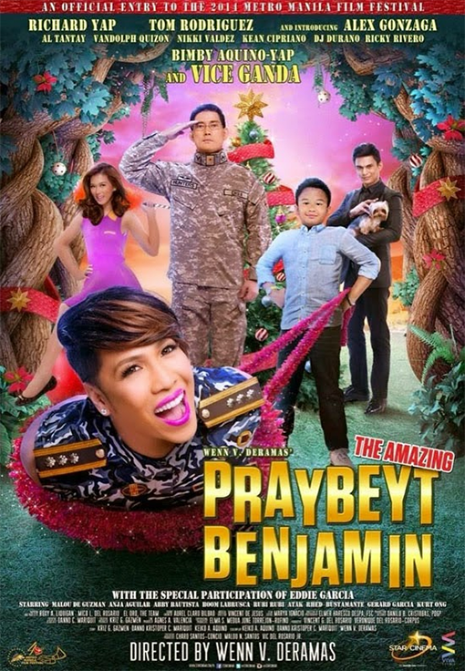 praybeyt benjamin 2, movie review