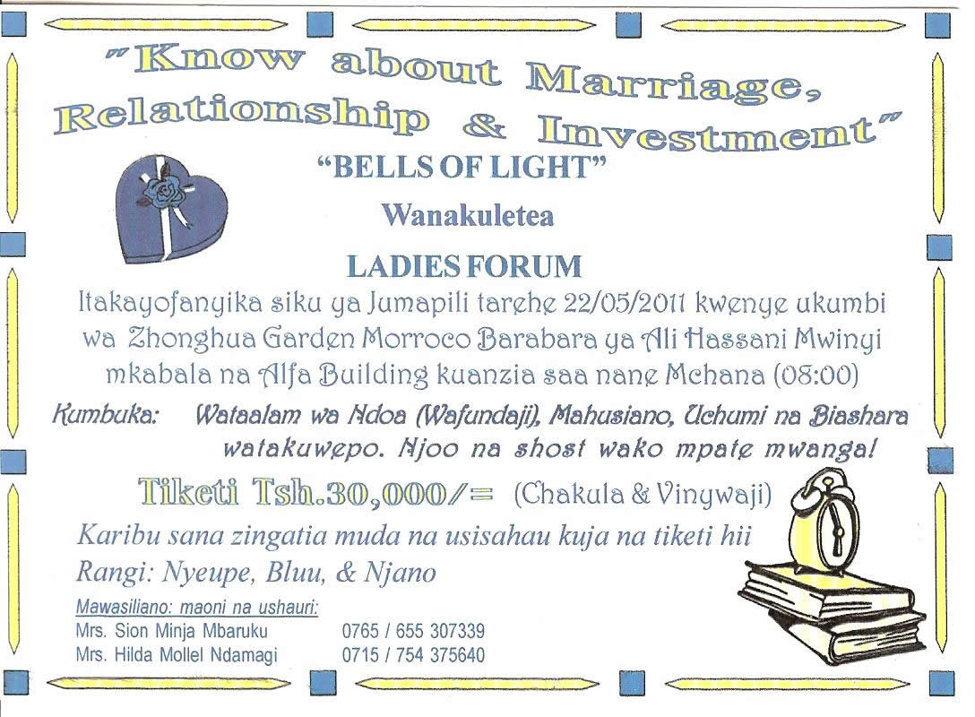 Ladies forum mimi