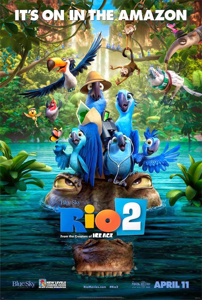 Regarder Rio 2 en streaming - Film Streaming