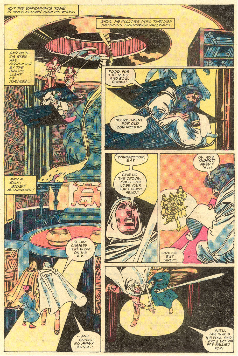 Conan the Barbarian (1970) Issue #129 #141 - English 15