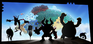 sonic lost world teaser image 1 Sonic Lost World (3DS/Wii U)   Teaser Image