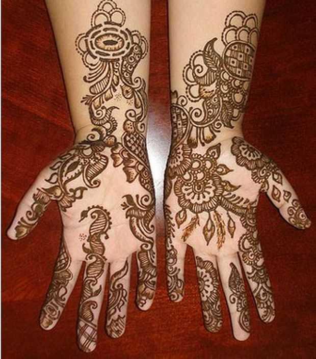 Bridal Mehndi New Latest Design : Mehandi designs bridel design arabic