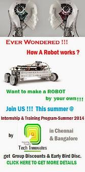 Robotics ITP-Summer