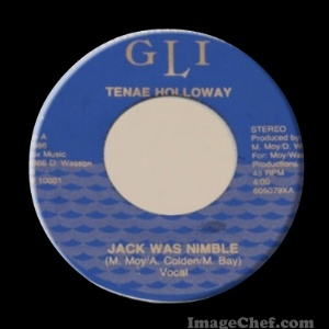 TENAE HOLLOWAY - Jack Was Nimble