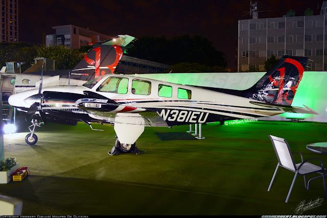 É MAIS QUE VOAR | Beechcraft Baron G58 estará na LABACE 2015