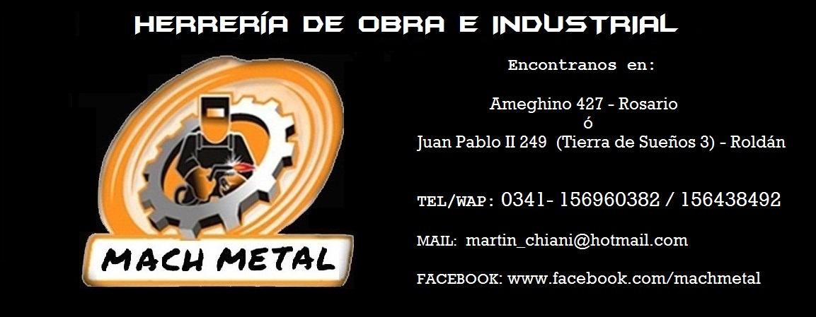 MACH Metal