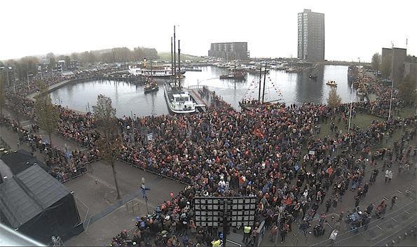 Sinterklaas intocht 2013 -Almere Haven-