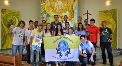 Realizado 1º Sudestão da Juventude Missionária