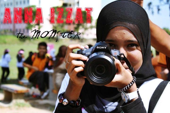 Anna ♥ Monster