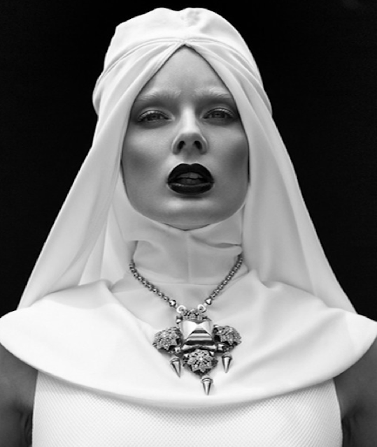 Fetish Inspirations : White Sister By Photographer Khoa Bui