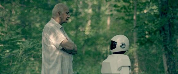 Frank Langella em FRANK E O ROBÔ (Robot & Frank)
