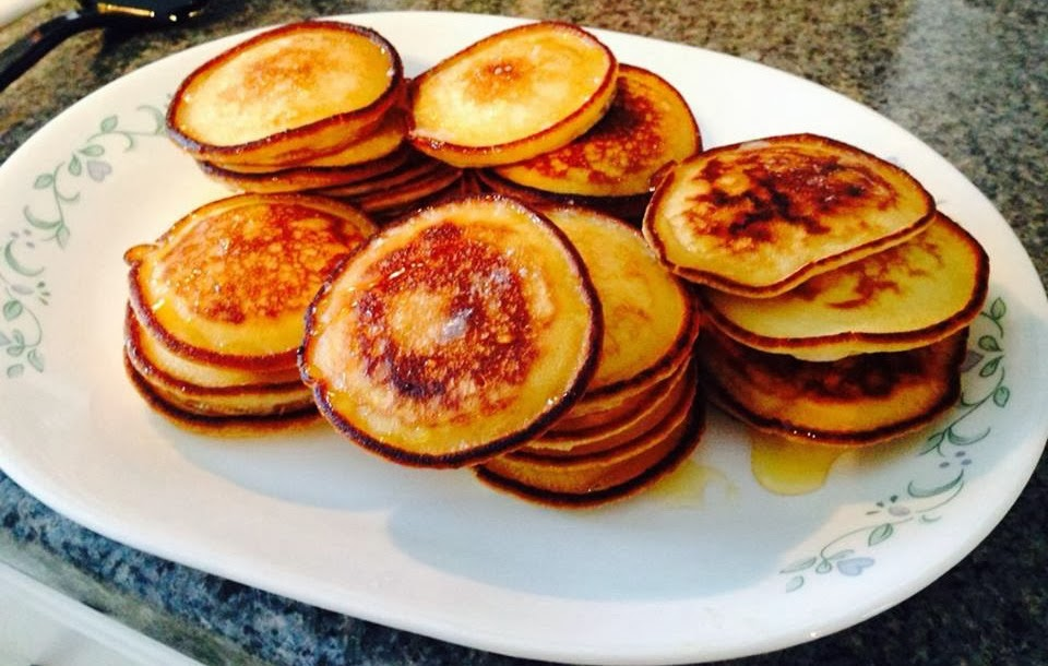 pancake honey butter syrup recipe