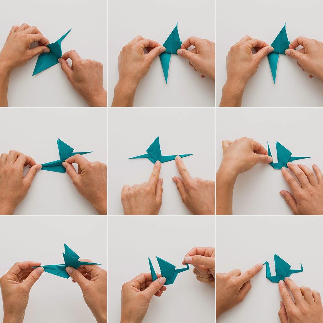 Anapakova diy paso a paso como hacer origami - Hacer armario empotrado paso paso ...