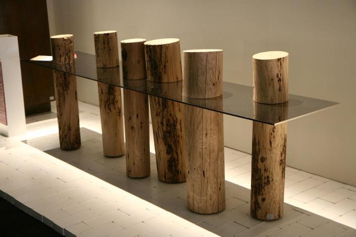 Glass tables i tavoli in vetro idea arredo - Tavoli di legno per bambini ...