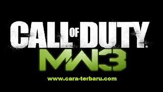 Modern Warfare 3 logo Download Gratis Game Petualangan Untuk PC