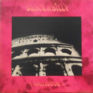 SHOCKABILLY-COLOSSEUM, LP, 1984, USA