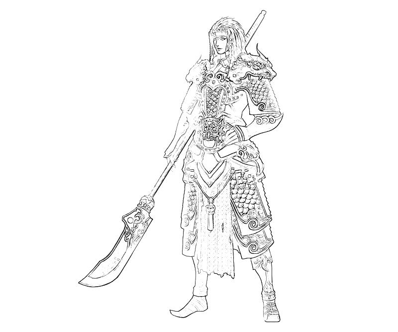 printable-atlantica-spearman-female_coloring-pages