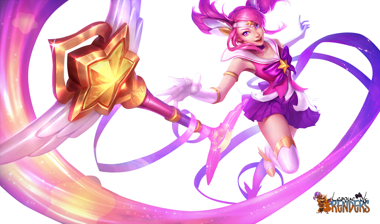 Render Star Guardian Lux