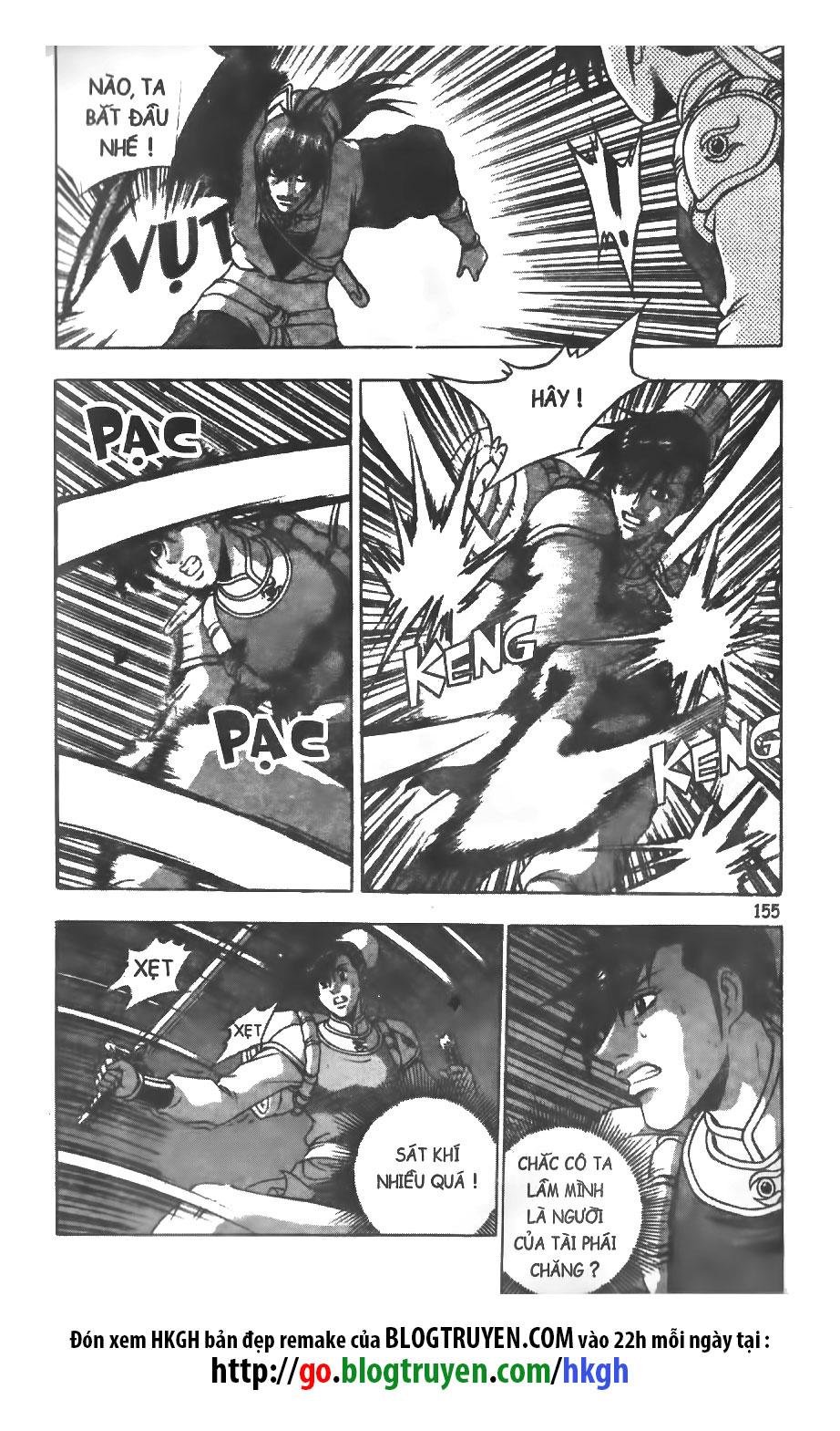 Hiệp Khách Giang Hồ chap 234 Trang 23 - Mangak.info