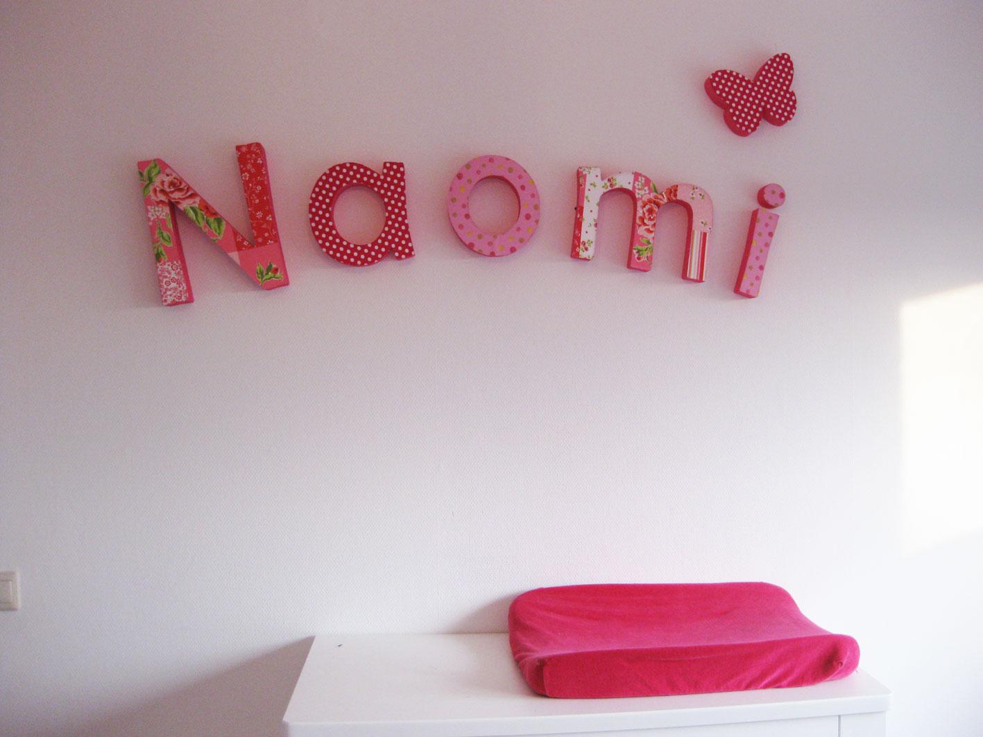Piepschuim decoratie nu ook in ons blog roze pracht - Decoratie kamer slapen schilderij ...