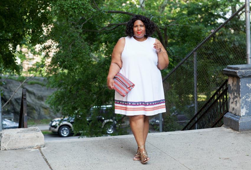 White Casual Dresses Plus Size Good Dresses