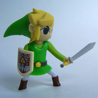 Jakks Pacific World of Nintendo LOZ