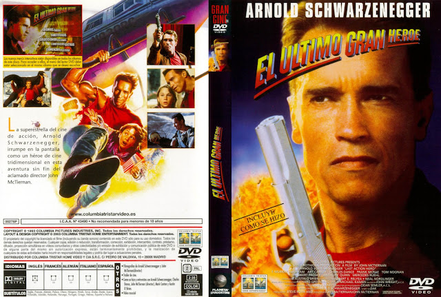 El Ultimo Gran Heroe Dvd