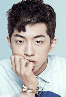 Biodata Nam Joo Hyuk pemeran Jin Hyeong Woo (remaja)