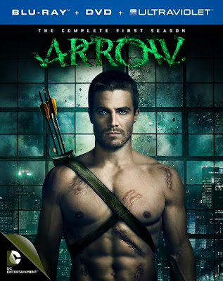 Arrow 1ª Temporada Mini 720p BluRay Dual Áudio (Reupado Bitshare!!!)
