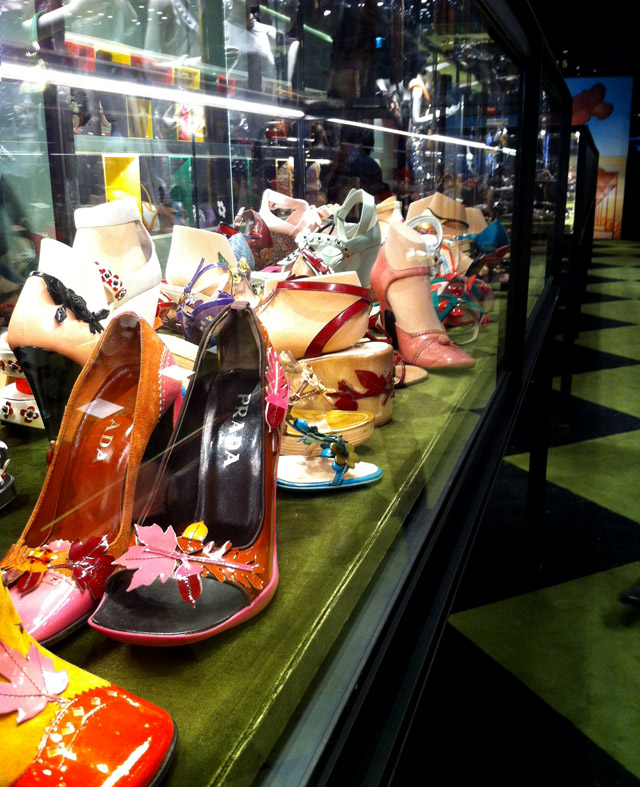 Kitty N. Wong / Pradasphere Shoes