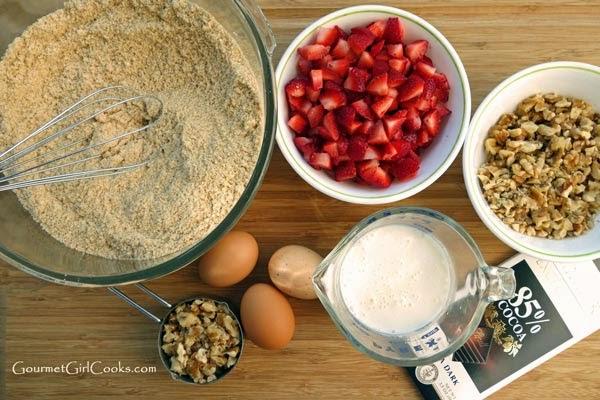 Coffee Cake Ingredients