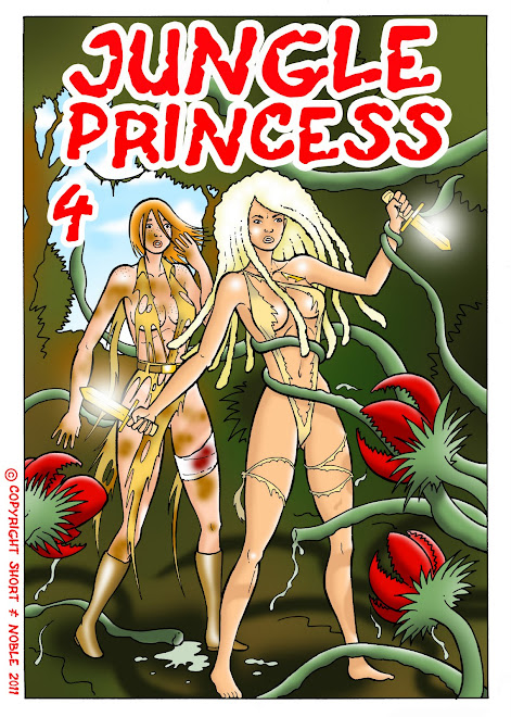 Jungle Princess 4