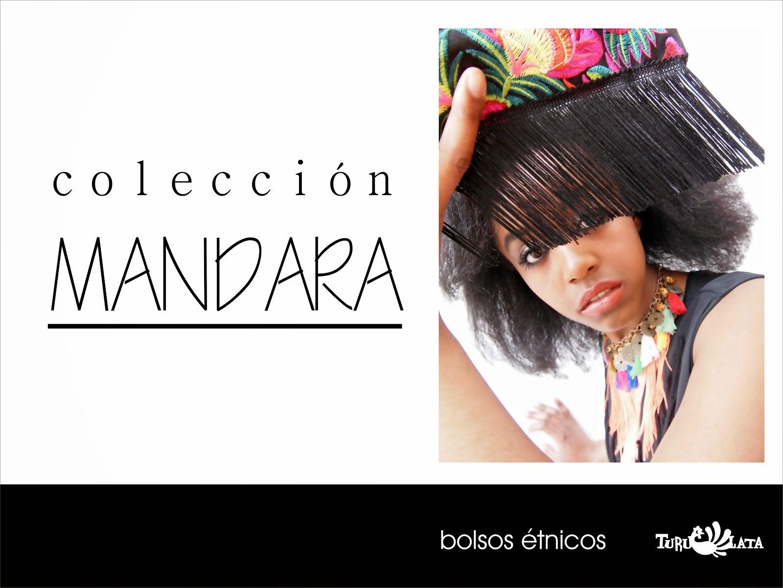 """colección""""MANDARA"""""""