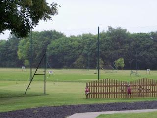 Stonehenge Golf Centre in Larkhill