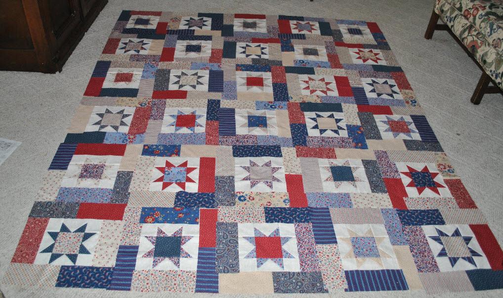 Quilt Karma: Benefit Quilt : lucky star quilt pattern - Adamdwight.com