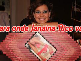 Promo: Para onde Janaina Rico vai?