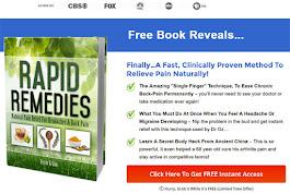 RAPID REMEDIES - FREE GIFT