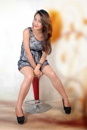 Nepali Model Sarina Tamang