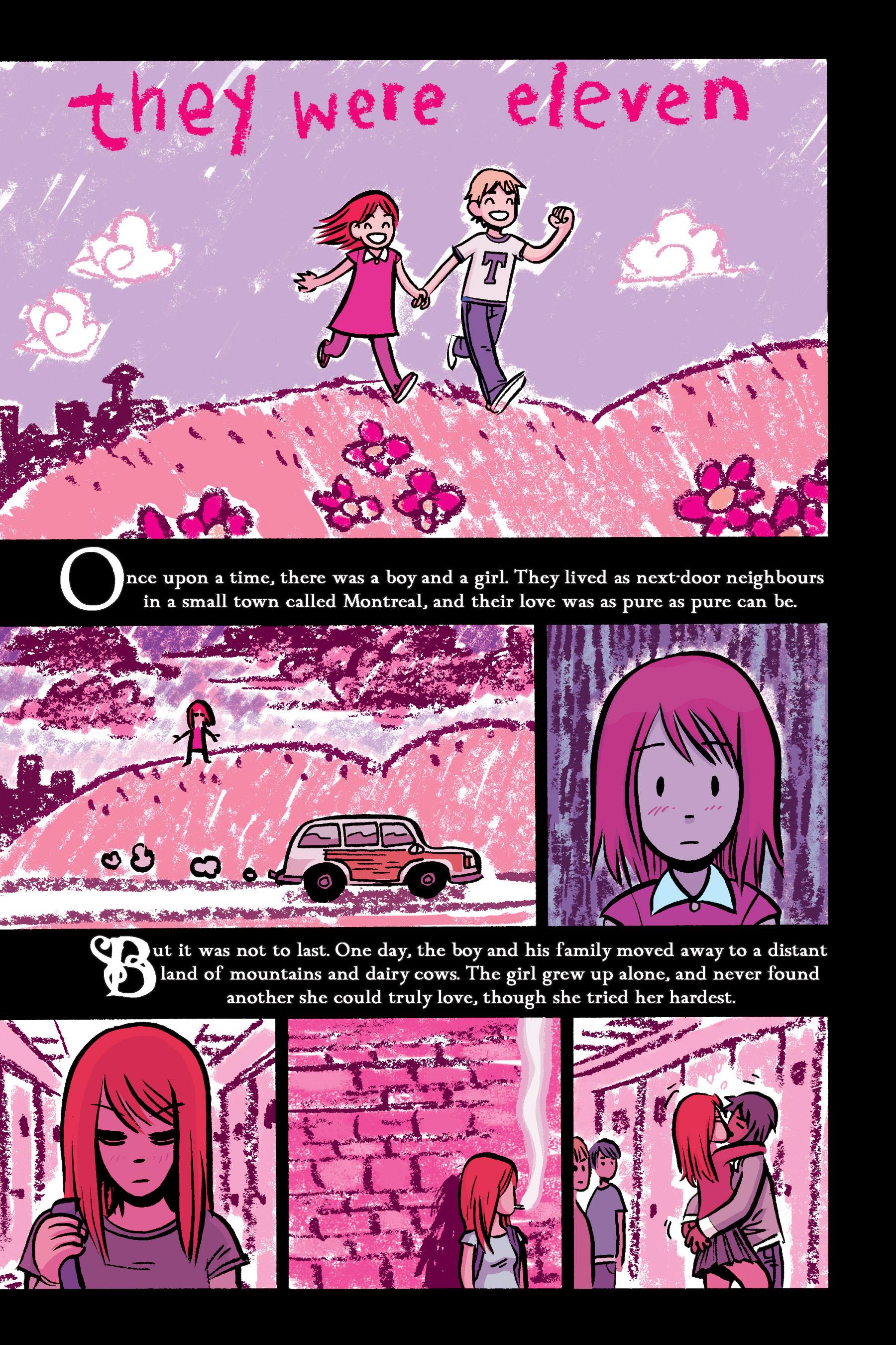 Read online Scott Pilgrim comic -  Issue #3 - 140