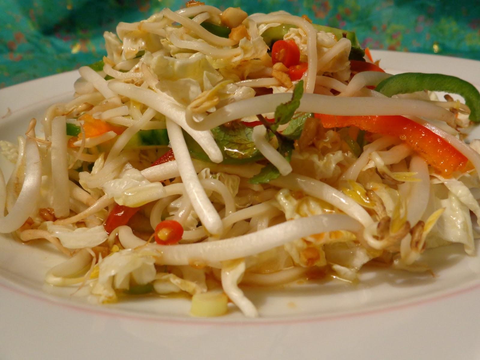 Thaise salade van jamie